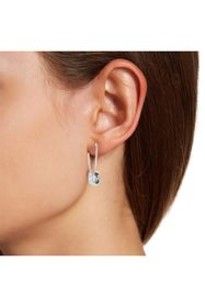 SAVVY CIE JEWELS Sterling Silver Cubic Zirconia Dr