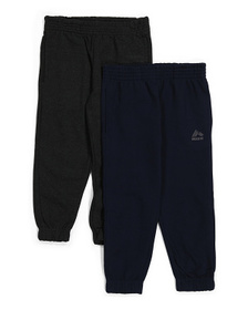 Little Boy 2pk French Terry Joggers