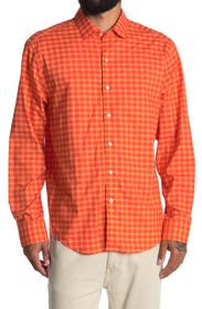 TOMMY BAHAMA Competitor Check Gingham Regular Fit