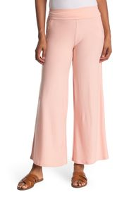 OOKIE AND LALA High Waisted Wide Leg Pants