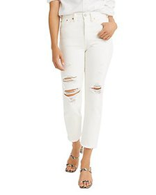 Levi's - Wedgie Straight Jeans in Cloud Bank