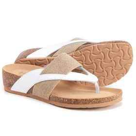 Bos and Co Made in Italy Lars Thong Sandals - Nubu
