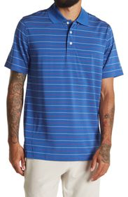 BROOKS BROTHERS Performance Striped Polo Shirt