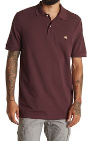 BROOKS BROTHERS Basic Pique Polo