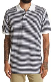 BROOKS BROTHERS Striped Pique Original Fit Polo