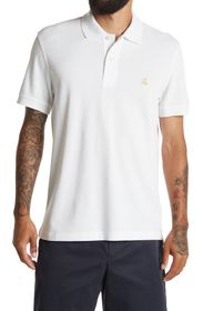 BROOKS BROTHERS Solid Slim Fit Polo