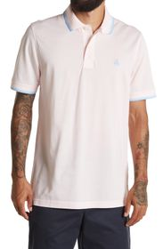 BROOKS BROTHERS Original Fit Tipped Pique Polo