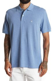BROOKS BROTHERS Solid Original Fit Polo