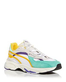 PUMA - Men's RS-Connect Drip Low Top Sneakers