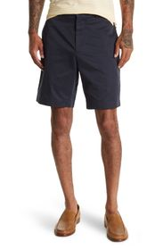 BROOKS BROTHERS Solid Chino Shorts