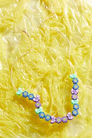 Happy Butterfly Statement Necklace