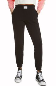 JUICY COUTURE PIN TUCKED JOGGER