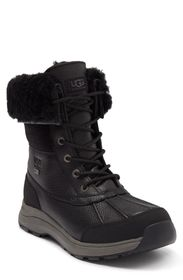 UGG Adirondack Faux Shearling Lined Leather Duck B