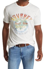 LUCKY BRAND Journey World Tour Graphic Tee