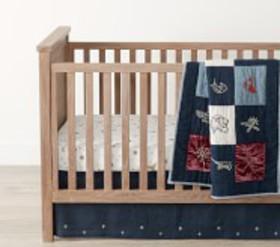 Pottery Barn HARRY POTTER™ Patchwork Baby Quilt