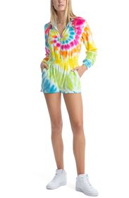 JUICY COUTURE ROMPER WITH HOODIE