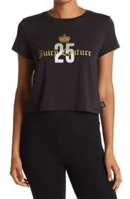 JUICY COUTURE Anniversary Edit Graphic T-Shirt