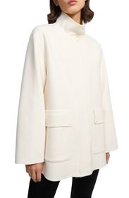 THEORY Wool & Cashmere Blend Coat