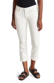 LUCKY BRAND Mid Rise Sweet Crop Jeans