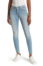 LUCKY BRAND Mid Rise Ava Super Skinny Jeans