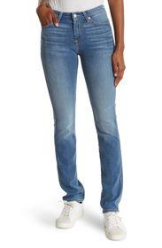 7 FOR ALL MANKIND Kimmie Slim Straight Jeans
