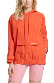 JUICY COUTURE OVERSIZED HOODIE DRESS