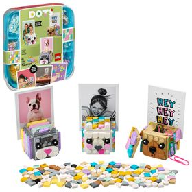 LEGO DOTS Animal Picture Holders 41904 DIY Craft D