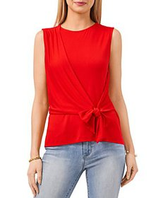 VINCE CAMUTO - Tie Front Top