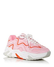 MSGM - Women's Chunky Low Top Sneakers