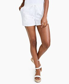 Cotton Eyelet Shorts, Created for Macy's
