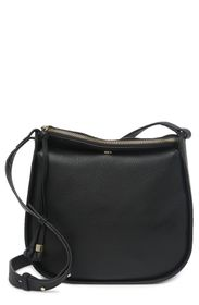 VINCE CAMUTO Hayes Leather Crossbody Bag