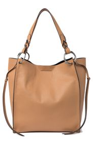 REBECCA MINKOFF Kate Soft North South Leather Tote