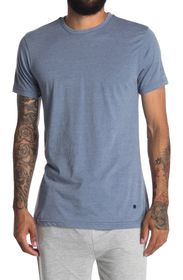 LUCKY BRAND Burnout Slim Fit T-Shirt