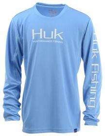 Huk Icon X Long-Sleeve Shirt for Kids