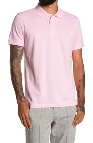BROOKS BROTHERS Solid Knit Polo