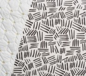 Pottery Barn Coco Organic Crib Fitted Sheet