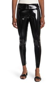 OOKIE AND LALA Patent Faux Leather Leggings