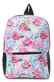 LUV BETSEY BY BETSEY JOHNSON Floral Print Full Siz