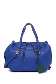 TORY BURCH Small Perry Leather Satchel