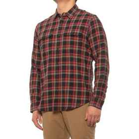 Filson Scout Shirt - Long Sleeve (For Men) in Blac