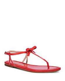 kate spade new york - Women's Piazza Knotted Bow P