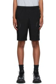 a-cold-wall - Black Welded Shorts