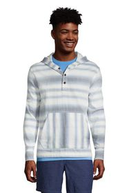 Lands End Adult Double Cloth Pullover Hoodie