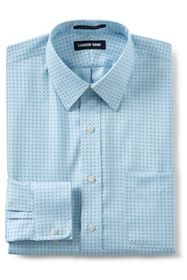 Lands End Men's Big and Tall Untucked Traditional