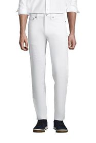 Lands End Men's Traditional Fit Comfort-First Whit
