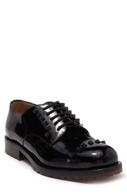 VALENTINO Studded Leather Derby