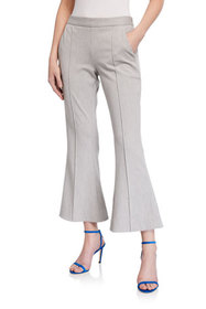 Maggie Marilyn Meet Me At Seven Cropped Flare Pant