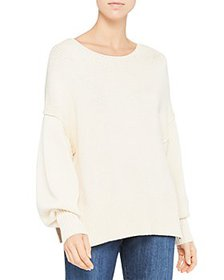 Theory - Chunky Knit Cotton Top