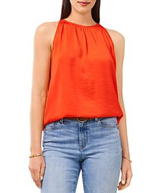VINCE CAMUTO - Sleeveless Textured Top