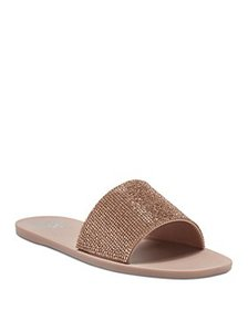 VINCE CAMUTO - Women's Jaquell Slip On Sandals